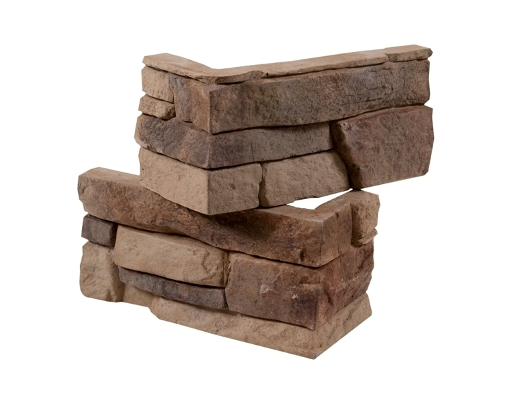 декоративный камень из гипса